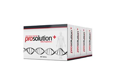 4 doosjes ProSolution Plus